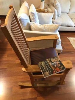 Rocking Chair by ekutan