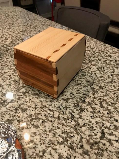 Keepsake Box by Ryan O'Hayre