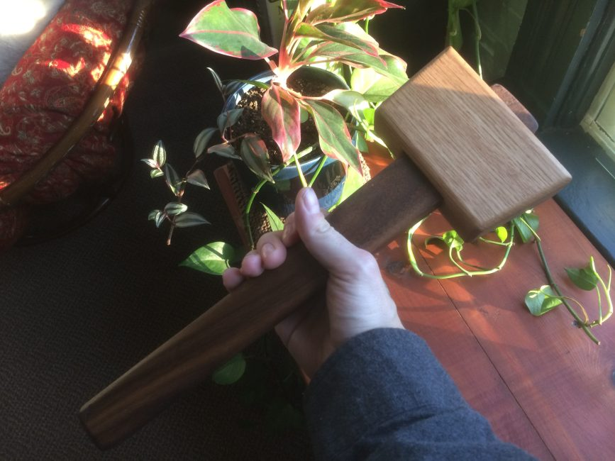 Joiner's Mallet by Brandon Sweet