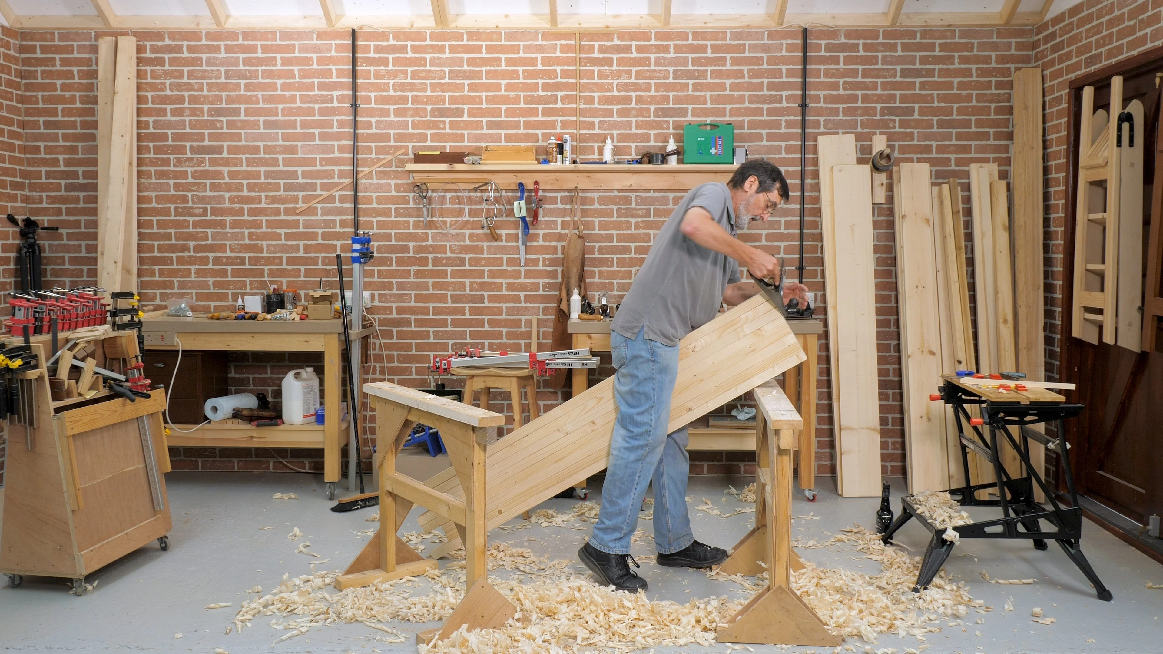 Workbench: Episode 1 - Woodworking Masterclasses