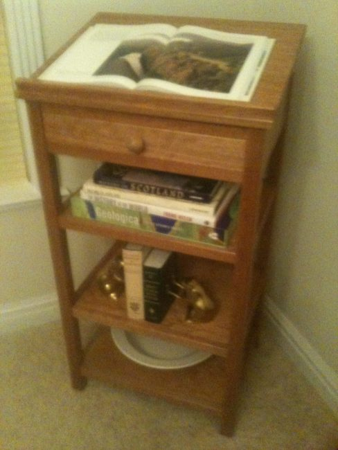 Dictionary Stand by Bill Sproat