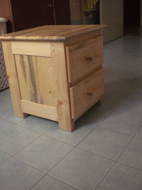 Bedside Table by valeriodangelo