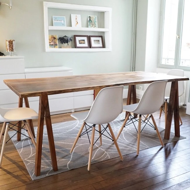Dining Room Table by Grégoire Bouron