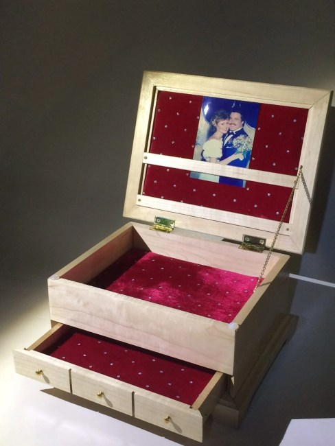 Keepsake Box by Fred Brotherly