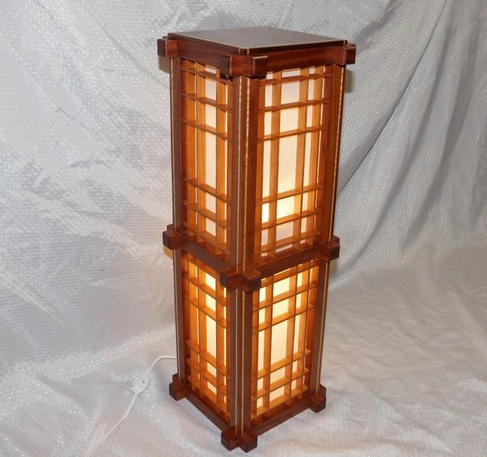 Shoji Lamp by MTaylor