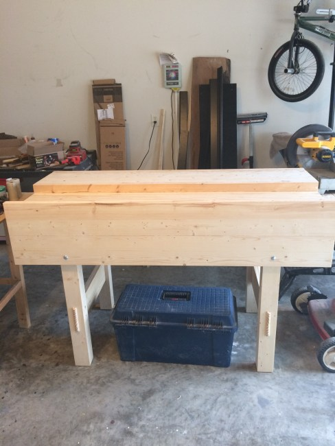 Workbench by Glenn Kuffel