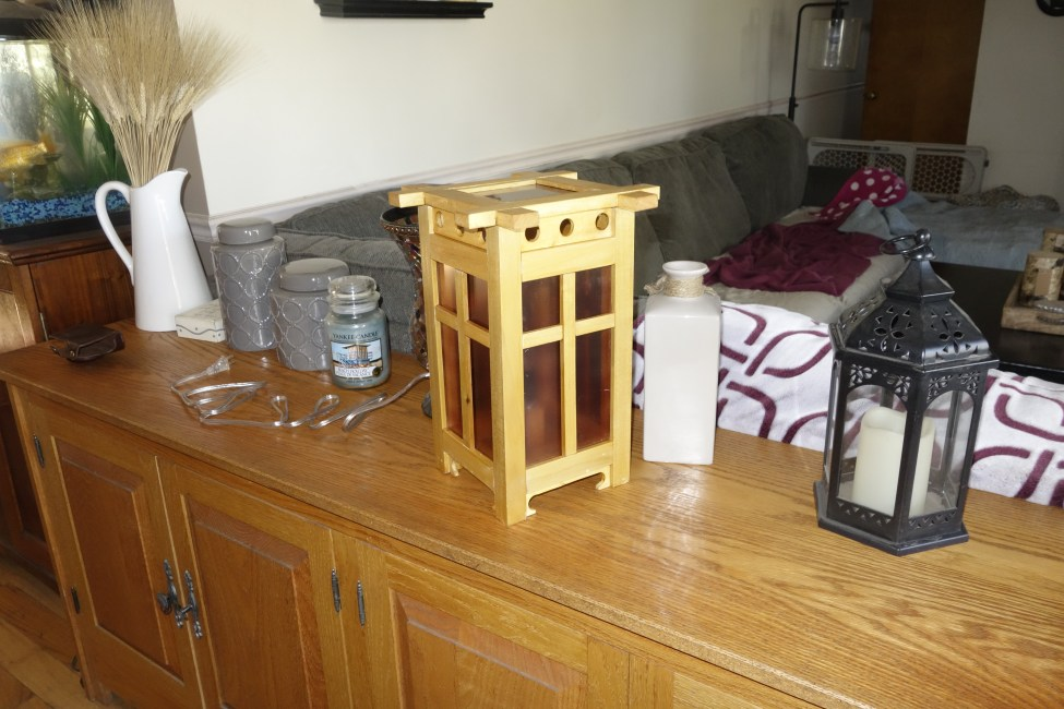 Craftsman-Style Lamp by James Quinn
