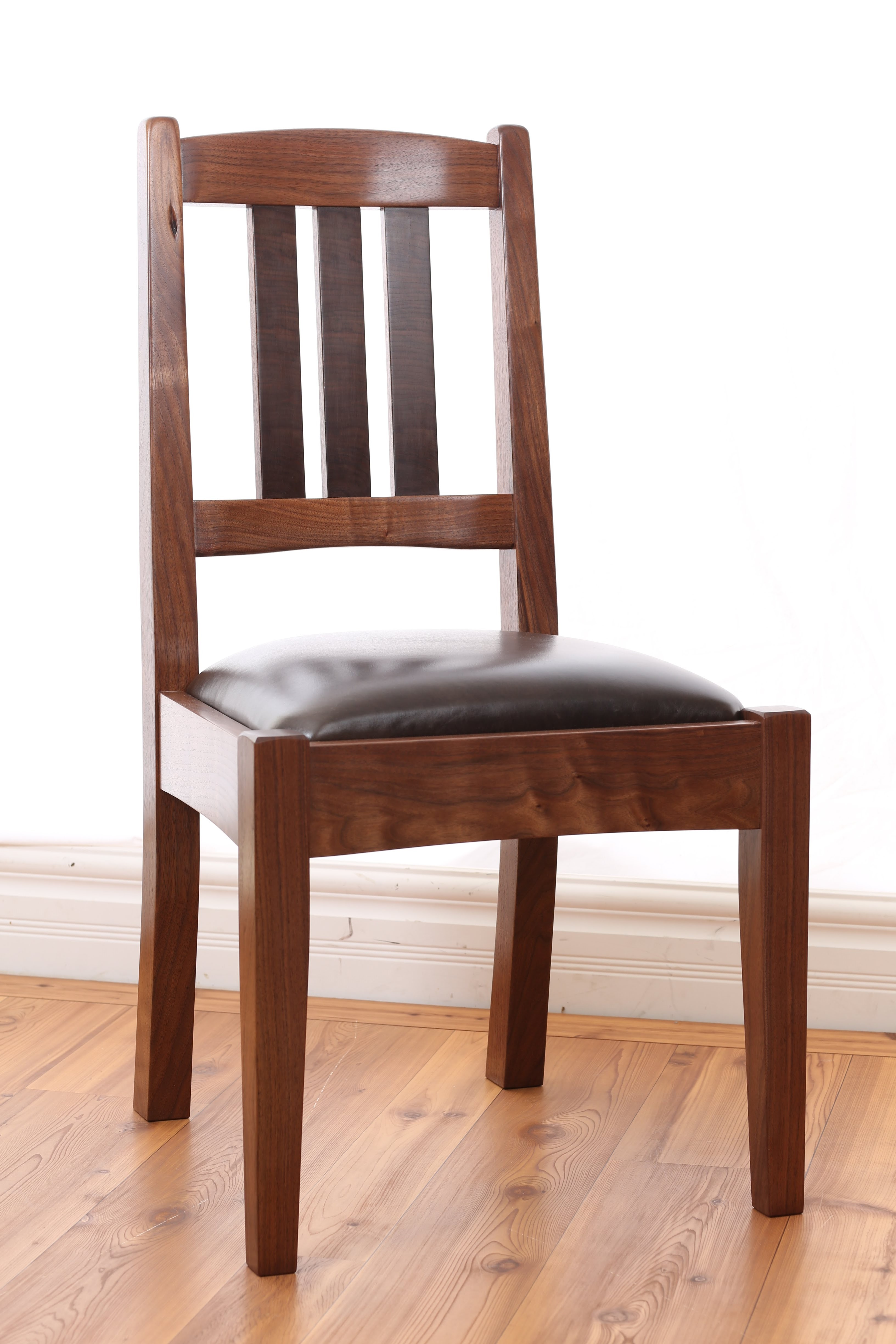 This is the third version of this chair I have made and the one I like best