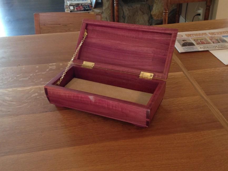 Keepsake Box by Andrew LeRoy