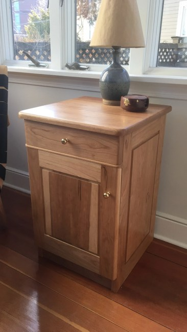 Bedside Cabinet by Harvey H Kimsey