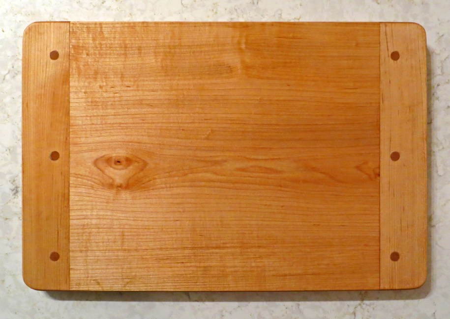 Breadboard-end Cutting Board by mercified