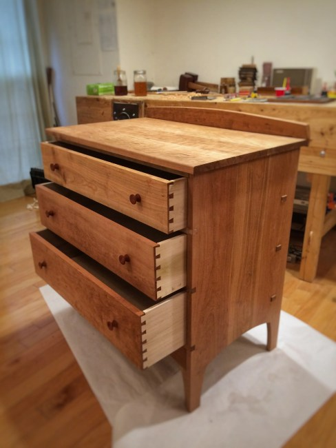 Chest of Drawers by Michael