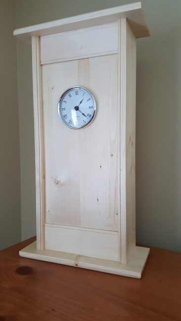Wallclock by Greg