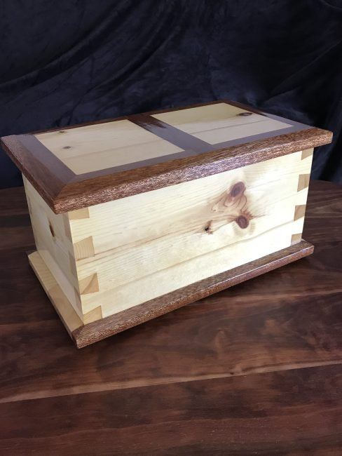 Dovetail Box by Kenneth McCraw