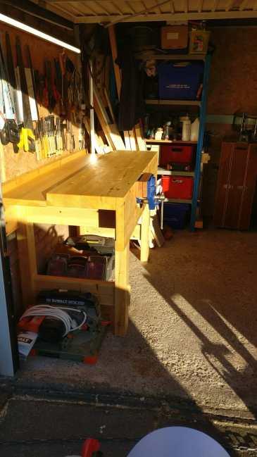 Workbench by Paul Rowell