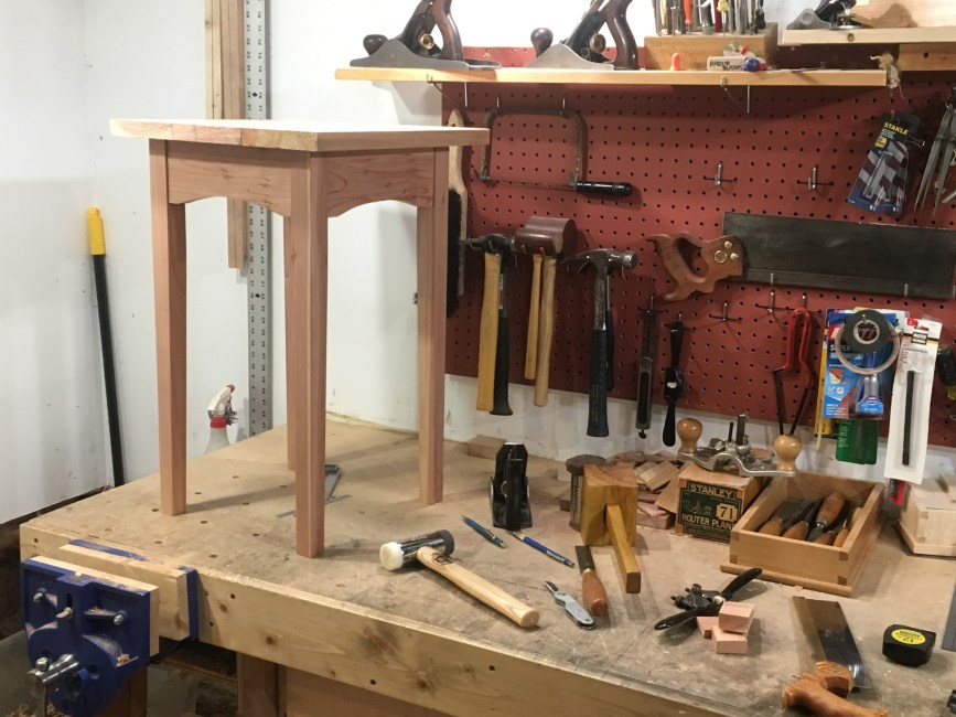 Occasional Table by Brian Rosenberg
