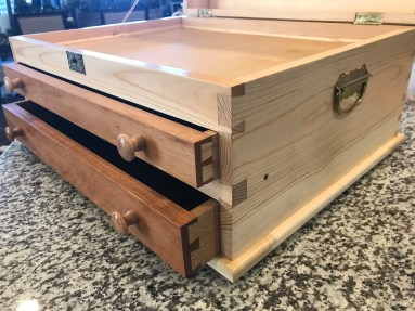 Paul's tool chest with lots of mistakes and lots of learning