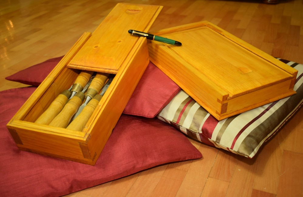 Dovetail Boxes by Nenad Jankovic