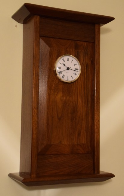 Wallclock by Stephen Hillier