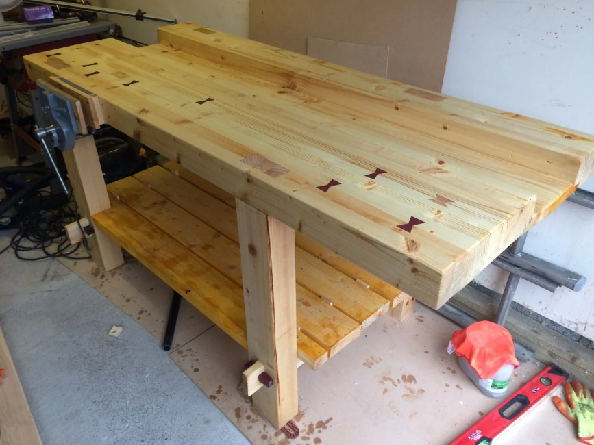 Workbench by Richard Homewood