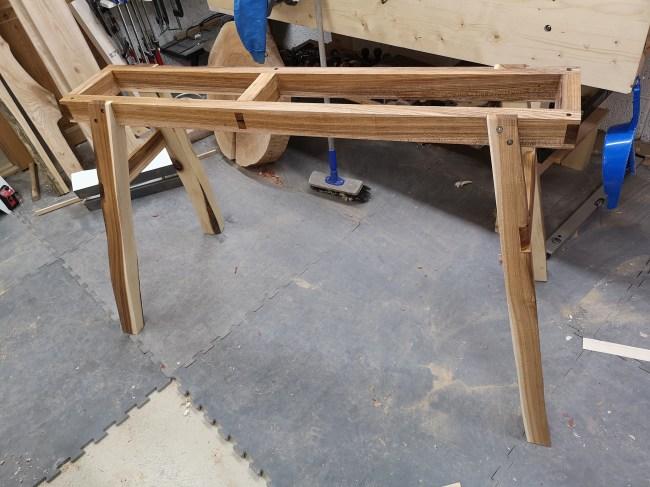 Lathe Bench by Øyvind Akselsen