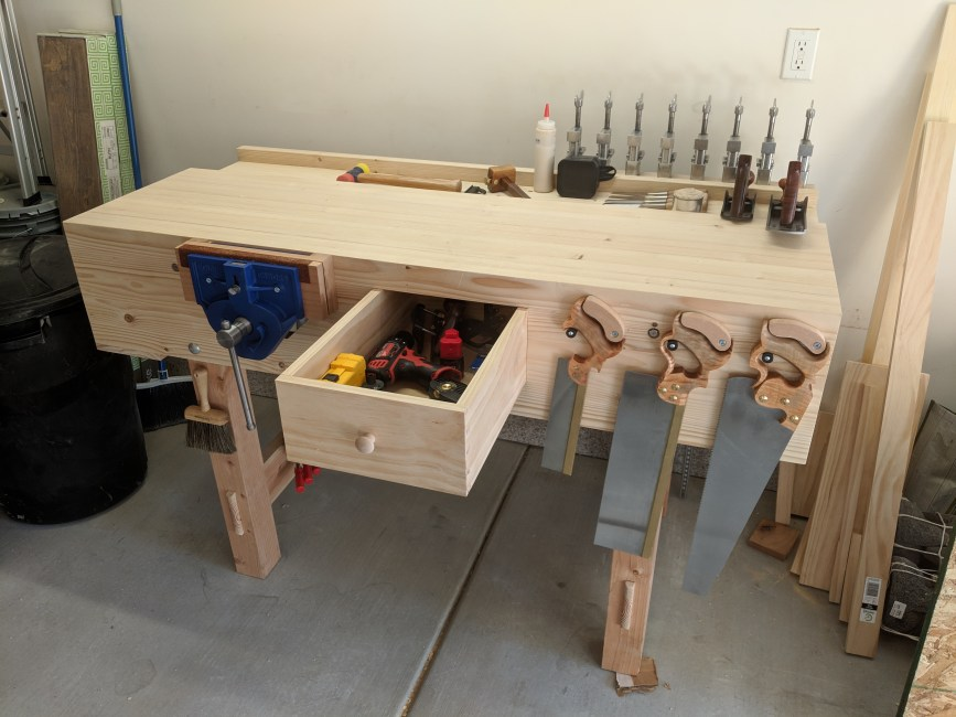 Workbench by Chris Harglerode