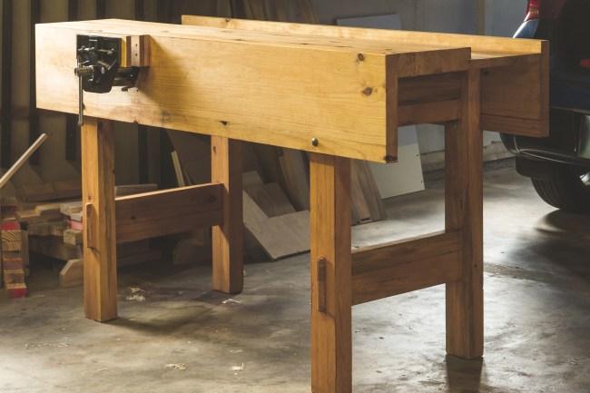 Workbench by Gordon Tipene