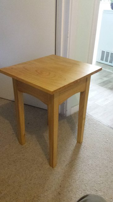 Occasional Table by Martin Shenfield