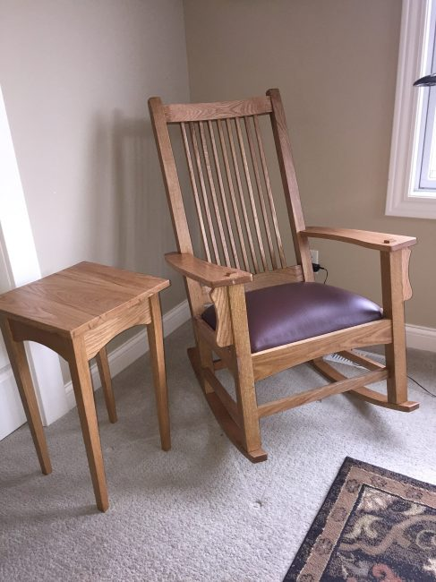 Rocking Chair by dicksters