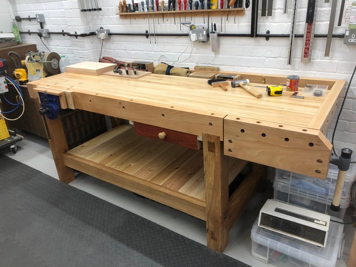 Workbench by Geoff Taylor
