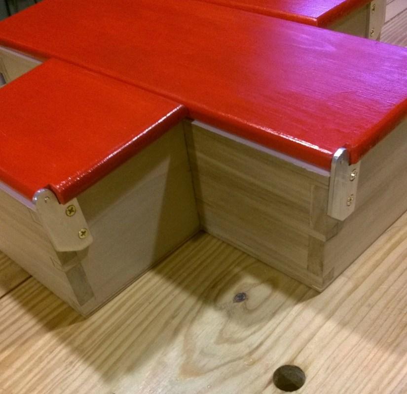 Dovetail box by Jim Baker