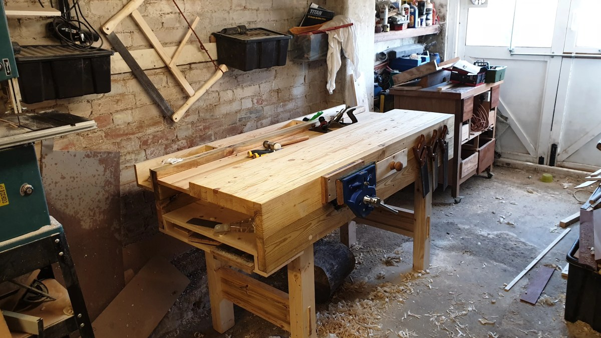 Workbench by Kevin moss