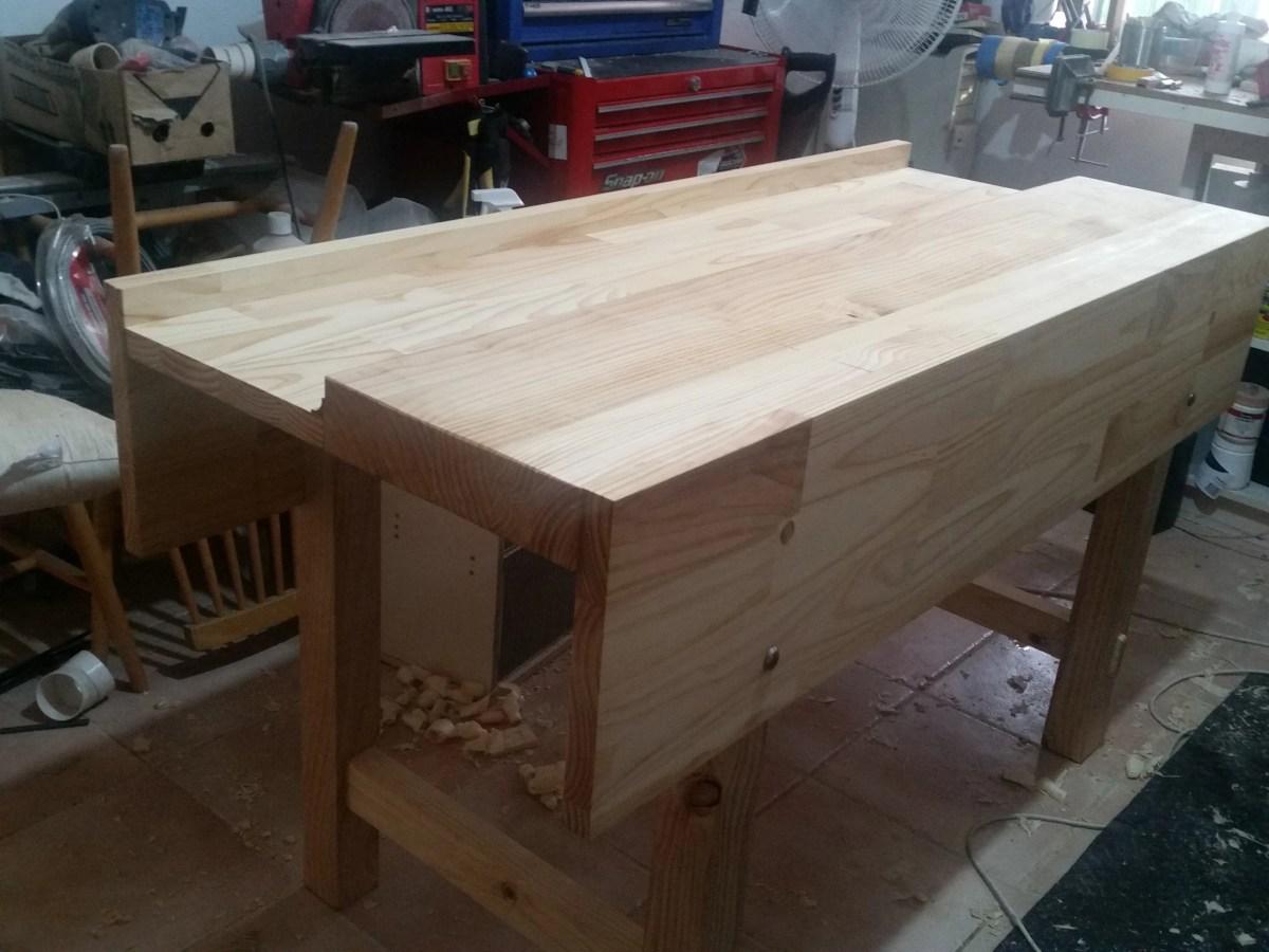 Workbench by Shed