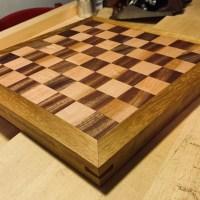 Chessboard by Andrea Mazzini