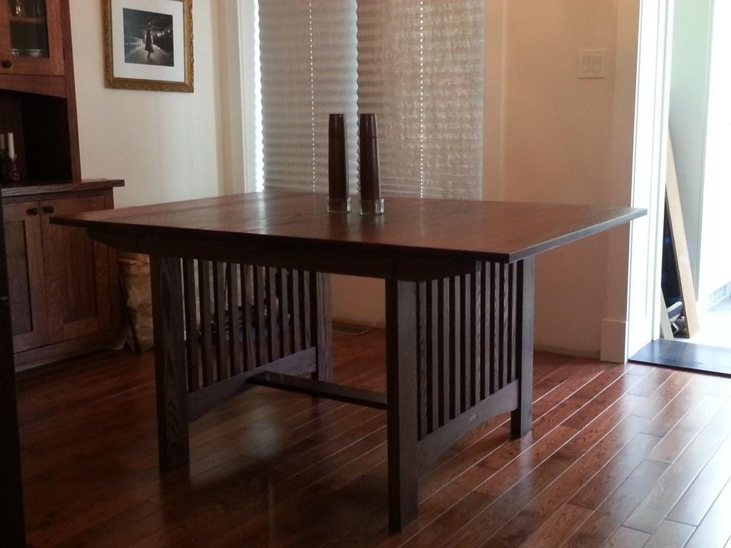 Trestle Table by Paul Stephen