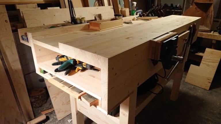 Workbench by Christian Unmack