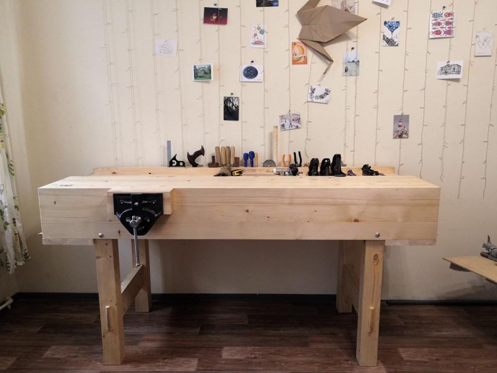 Workbench by Gleb Dmitriev