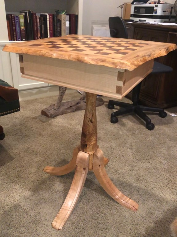 Chessboard by Jacob Wood