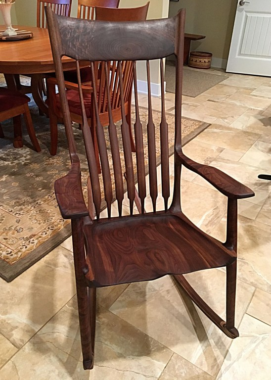Rocking Chair by KEVIN WINSOR