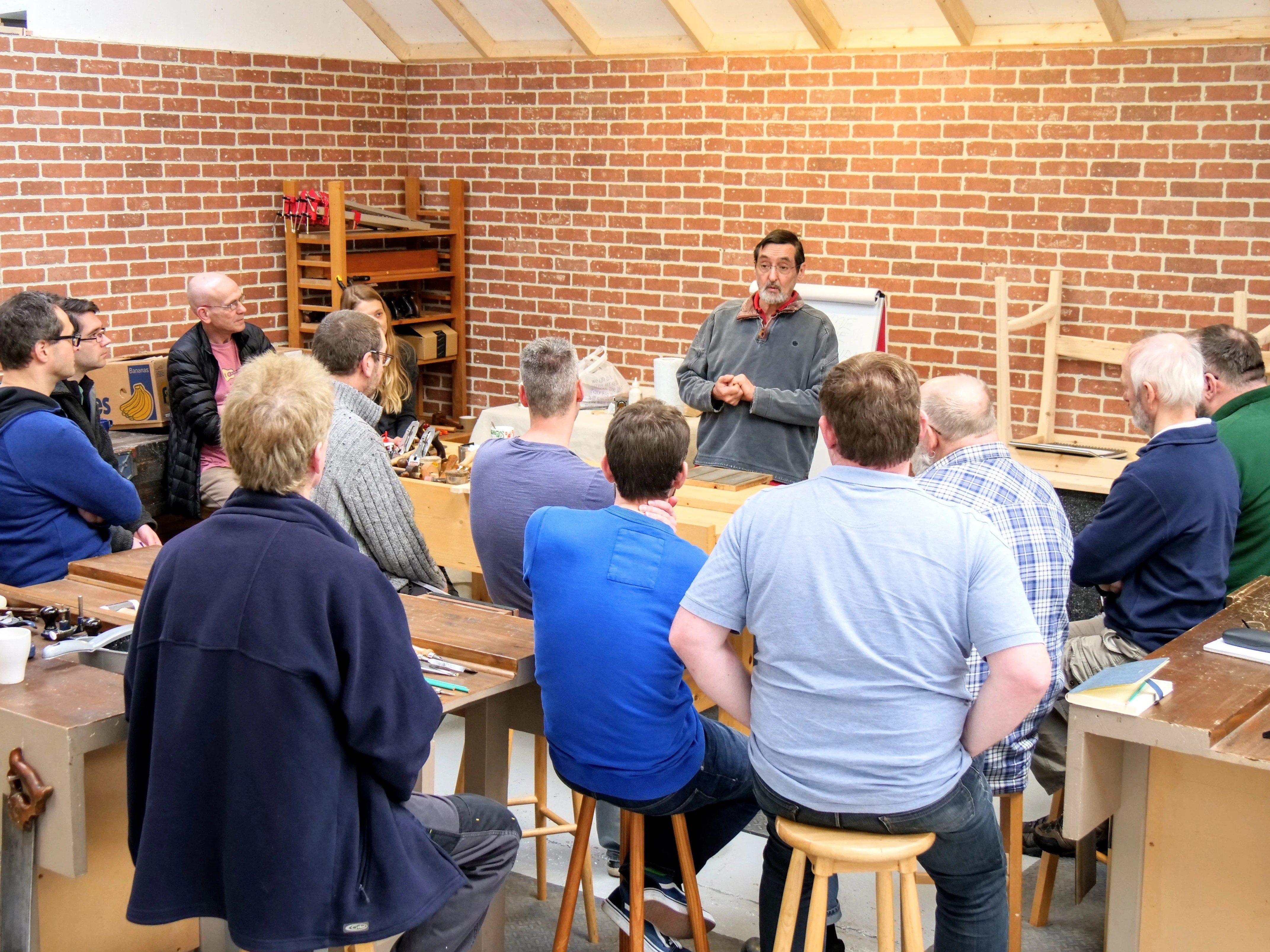 New Legacy School Of Woodworking Woodworking School