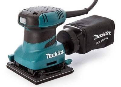 hand sander. the makita bo4556 is a 2.2lbs palm sander that packs punch with its 200watts power output. it\u0027s small form factor, and comfy grips ensure comfortable hand