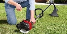 Gas-powered Weed Eater