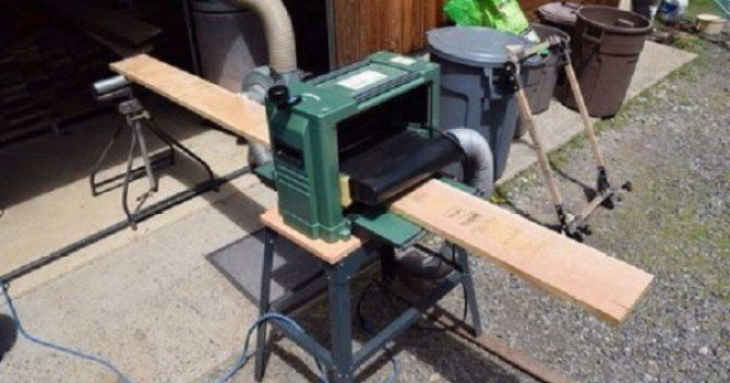 What to Always Look for When Buying a Planer