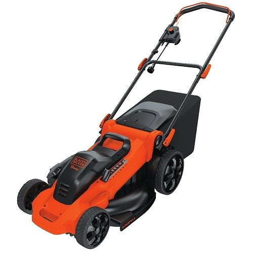 Black & Decker MM2000 20-Inch 13-Amp Corded Lawn Mower