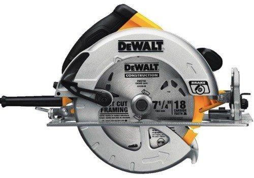 DeWalt DWE575SB 7-1:4-Inch Lightweight Circular Saw