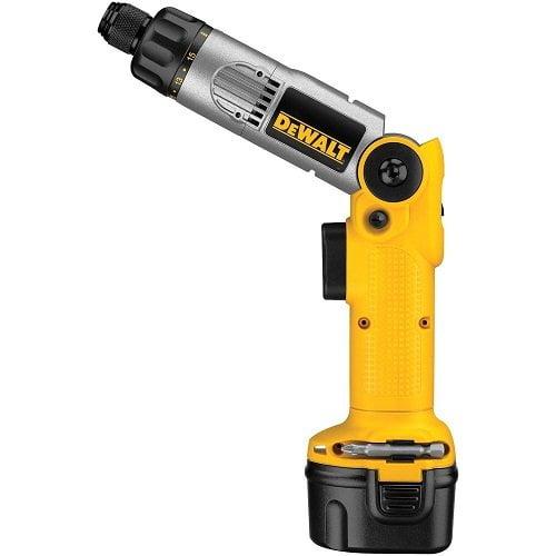 Dewalt DW920K-2 7.2V Cordless Screwdriver Kit