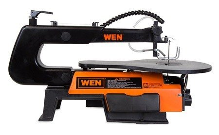WEN 3920 16-Inch Two-Direction Variable Speed Scroll Saw