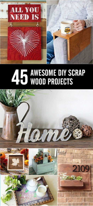 Scrap Wood Project