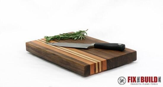 Designer Cutting Board DIY Tutorial