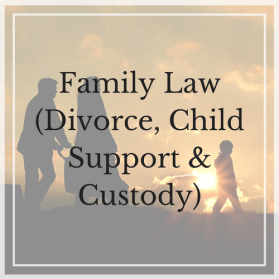 Divorce, Child Support & Custody and Family Law-3